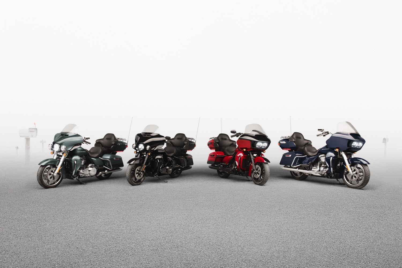 Novità 2020 Harley-Davidson/2: Low Rider S, Softail, Road Glide e Tri Glide