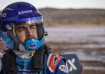 Fernando Alonso alla Dakar 2020 con Toyota Hilux