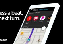 Waze si integra con YouTube Music