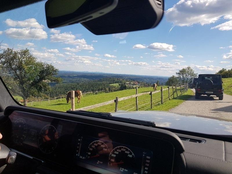 Mercedes-Benz Classe G 63 AMG Premium (5)