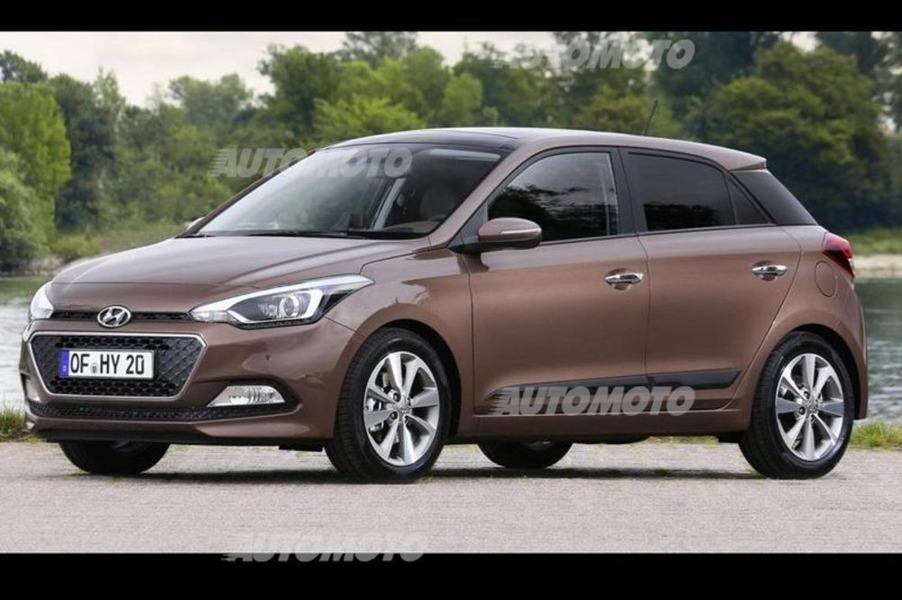 Hyundai i20 1.4 5 porte Comfort (2)