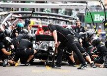 Formula 1 2021: per Mercedes, Renault e Red Bull necessario il congelamento dei motori
