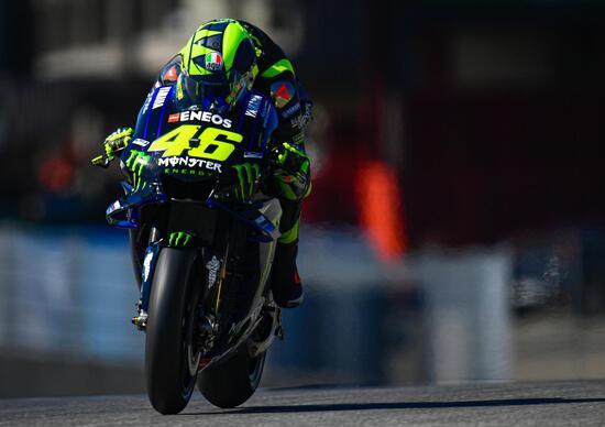 MotoGP 2019. Valentino Rossi: Bisogna puntare al podio