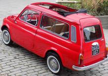Fiat 500 L potrebbe non avere erede. Al suo posto una 500 Giardiniera?
