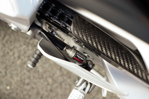 Nuova Triumph Daytona Moto2 765: tutti i dati! (7)