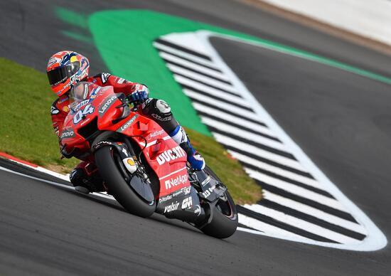 MotoGP 2019. Andrea Dovizioso: Per il podio può succedere di tutto