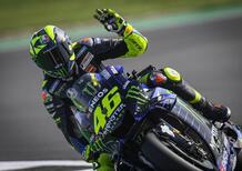 MotoGP 2019. Valentino Rossi: Una delle prime file più belle degli ultimi anni