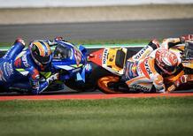 MotoGP 2019 a Silverstone. Le dichiarazioni dei primi tre