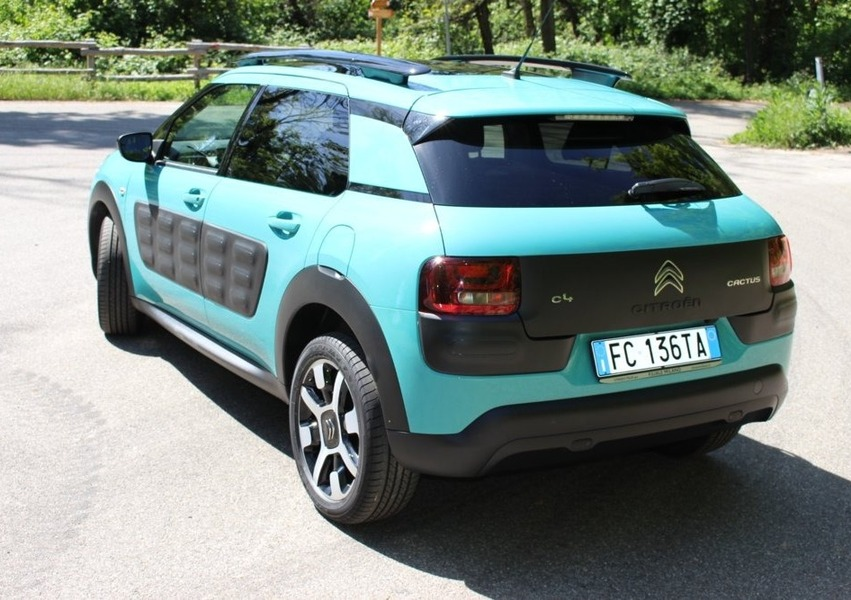 Citroen C4 Cactus PureTech 110 S&S EAT6 Feel (4)