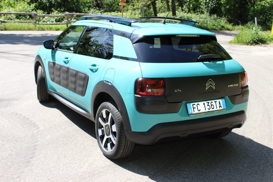 Citroen C4 Cactus BlueHDi 120 S&S EAT6 Shine (4)