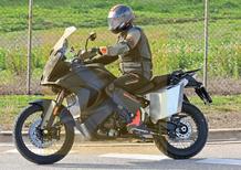 La nuova KTM 1290 Super Adventure. Avrà anche il radar?