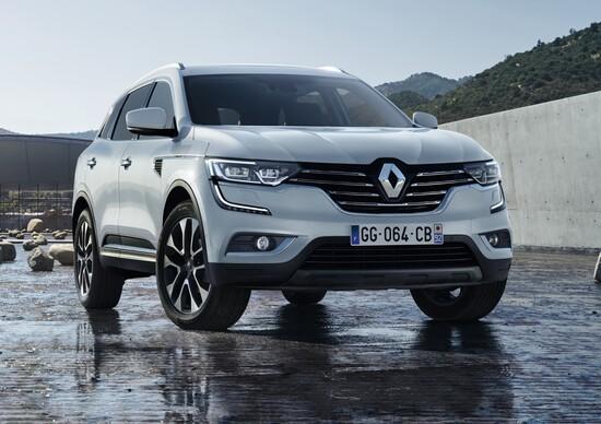 Nuova Renault Koleos: svelata la seconda generazione