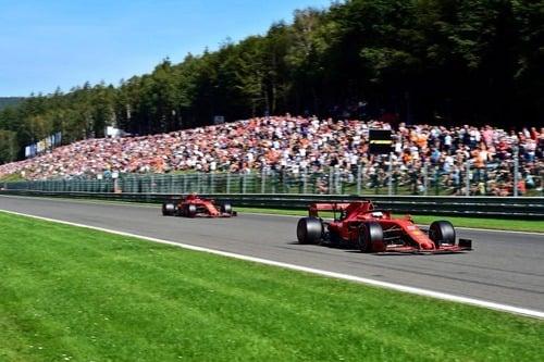 GP Belgio F1 2019, Spa: grande prima vittoria in rosso per Leclerc [Live & Video] (4)