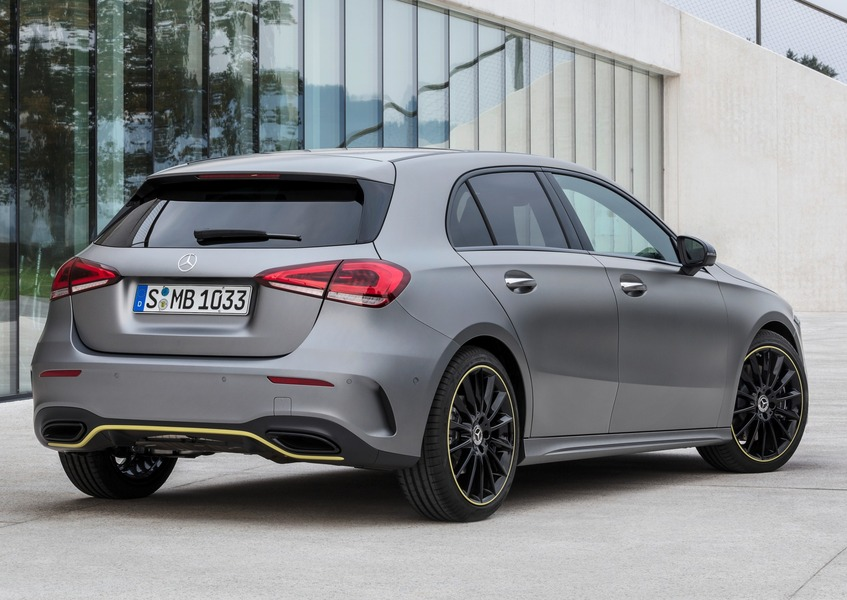 Mercedes-Benz Classe A (2018->>) (4)