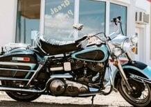 L'Harley-Davidson Electra Glide di Elvis Presley venduta all'asta a 800 mila dollari