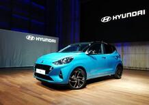 Nuova Hyundai i10: svelata in anteprima la citycar [Video e Foto]
