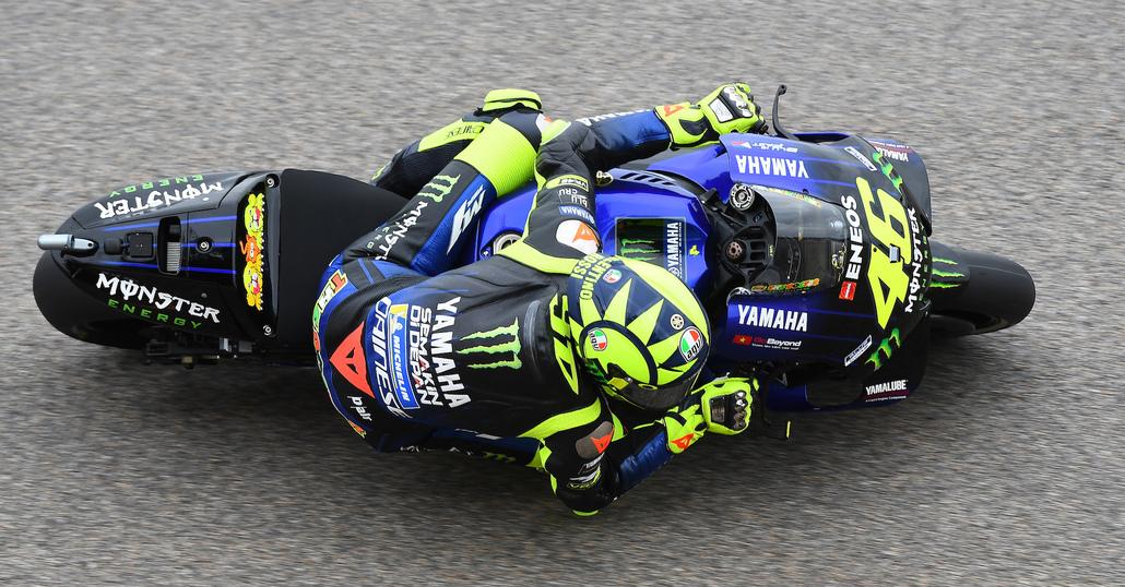 """Come sarà la Yamaha M1 di Valentino Rossi nel 2020: """"Più competitiva, per uscire dalla crisi"""""""