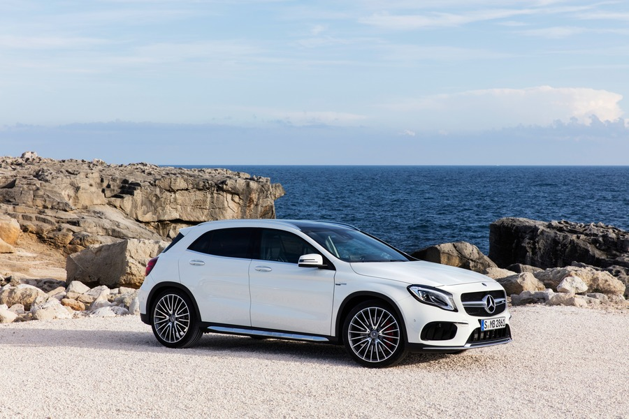 Mercedes-Benz GLA suv 180 d Automatic Business