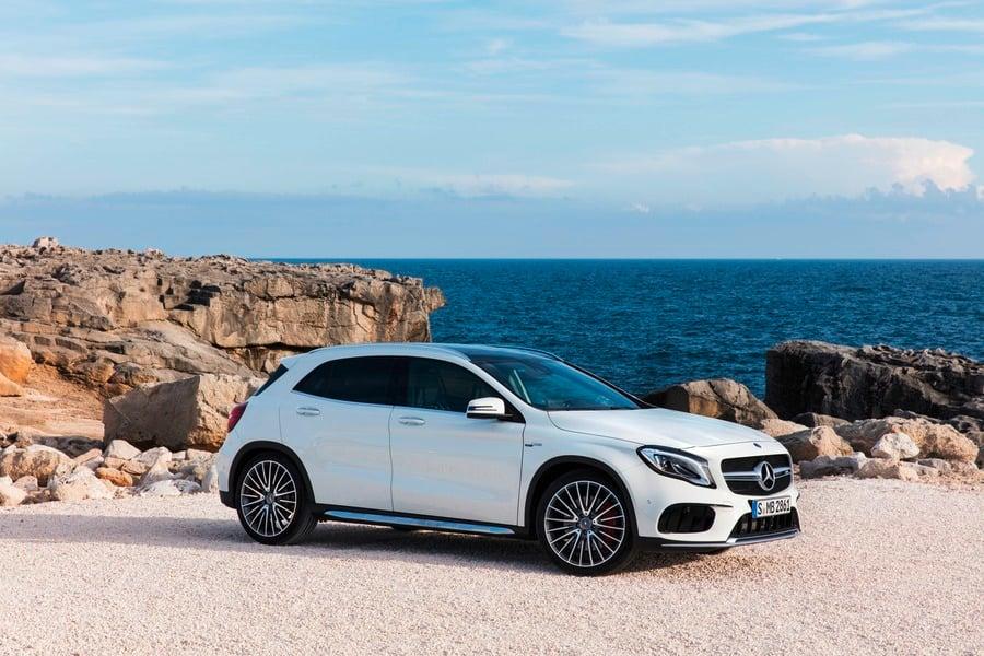 Mercedes-Benz GLA suv 250 Automatic Sport (2)