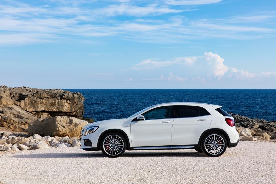 Mercedes-Benz GLA suv 250 Automatic Sport (3)