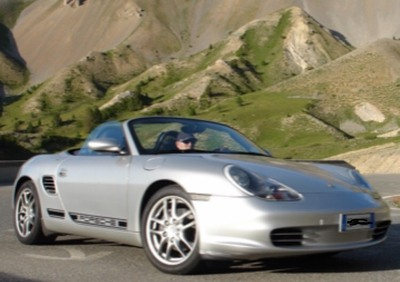 Porsche Boxster 2.7i 24V cat del 2002 usata a San Donato Milanese