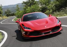 Ferrari F8 Tributo, celebra la dinastia V8 con la forza di 720 CV [Video]