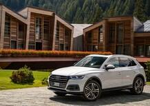 Test nuovo SUV ibrido plug-in Audi: Q5 TFSI e quattro S tronic [Foto gallery & Video]