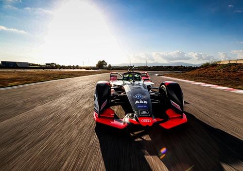 Formula E: Audi, tolti i veli alla e-tron FE06  (9)