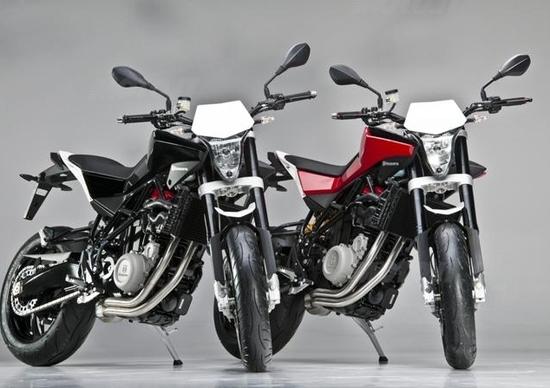 Husqvarna Nuda 900 e Nuda 900R