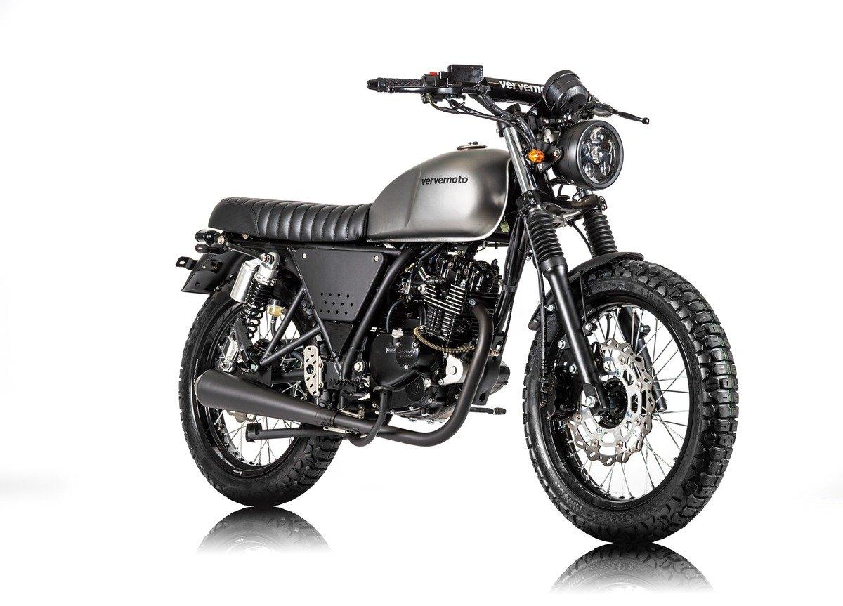 Moto Scrambler 125 Nuove | Reviewmotors.co