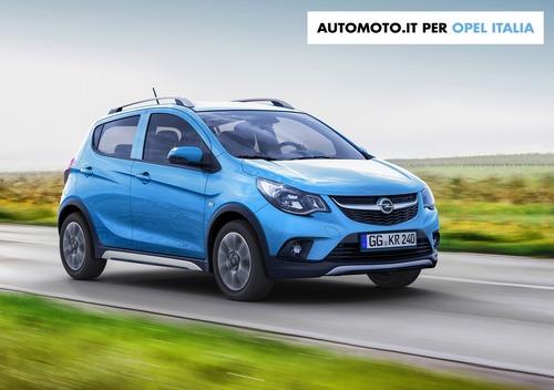 Affare del Momento: Opel Karl Rocks