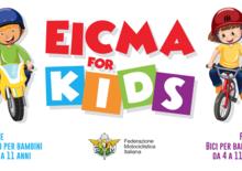 EICMA for kids. Tre appuntamenti per i bambini amanti delle due ruote