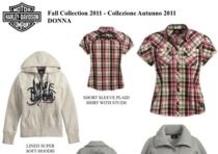 Nuova collezione Harley-Davidson per l'autunno 2011