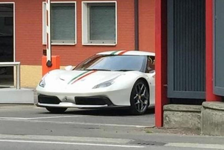 """Ferrari: in arrivo una 488 """"speciale""""?"""