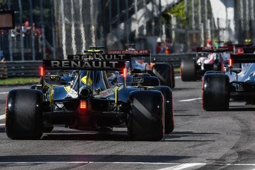 F1, GP Italia 2019: vince Leclerc (8)