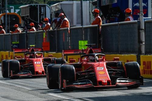 F1, GP Italia 2019: vince Leclerc (2)