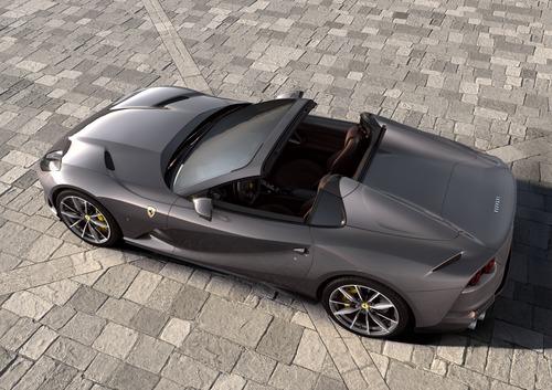 Ferrari 812 GTS | Nuovo capitolo per il V12 anteriore (2)