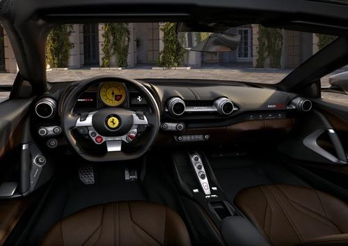 Ferrari 812 GTS | Nuovo capitolo per il V12 anteriore (7)