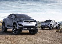 Tesla: il pick up sarà svelato a novembre