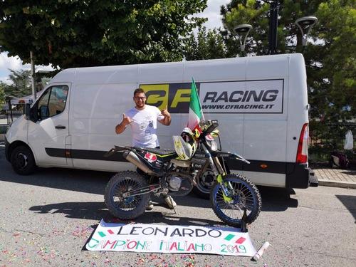 Saranno Famosi. Leonardo Tonelli Update: Campione Italiano Motorally! (8)