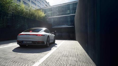 Porsche 911 Carrera 4 al Salone di Francoforte 2019 (5)