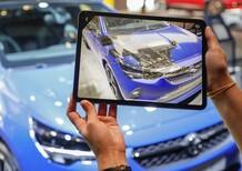 Opel Corsa-e e Grandland Hybrid: scopritele con la realtà aumentata a Francoforte 2019