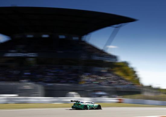 DTM 2019, al Nürburgring il penultimo atto