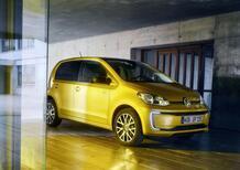 Nuova Volkswagen e-up! al Salone di Francoforte 2019