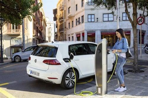 Volkswagen e-Golf al Salone di Francoforte 2019 (3)