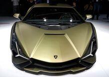 Lamborghini al Salone di Francoforte 2019 [Video]