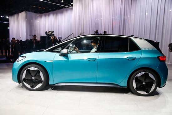 La novità elettrica Volkswagen: la ID.3