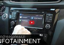 Nissan X-Trail | Focus infotainment