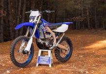 Yamaha: nuova WR250F Enduro 2020