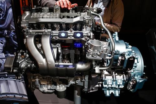 Salone di Francoforte 2019, IAA: le foto di motori e powertrain elettrici [gallery] (3)